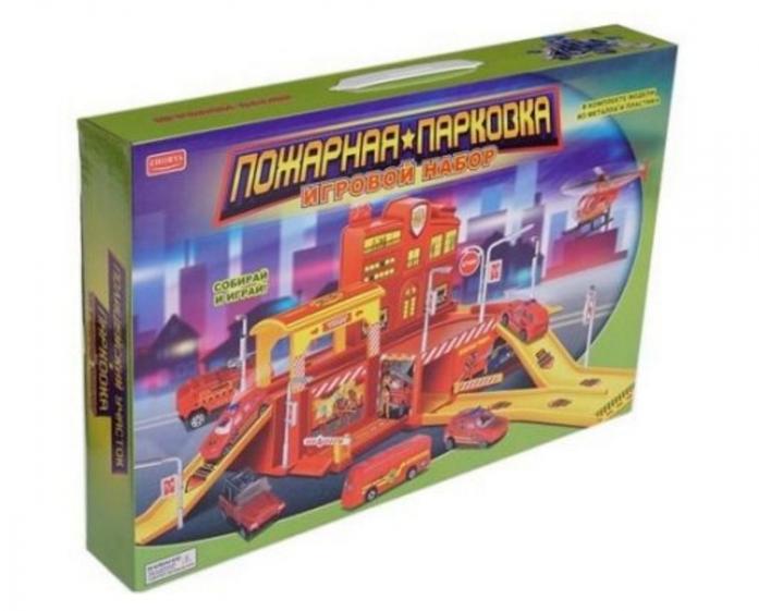Парковка Zhorya 5139389