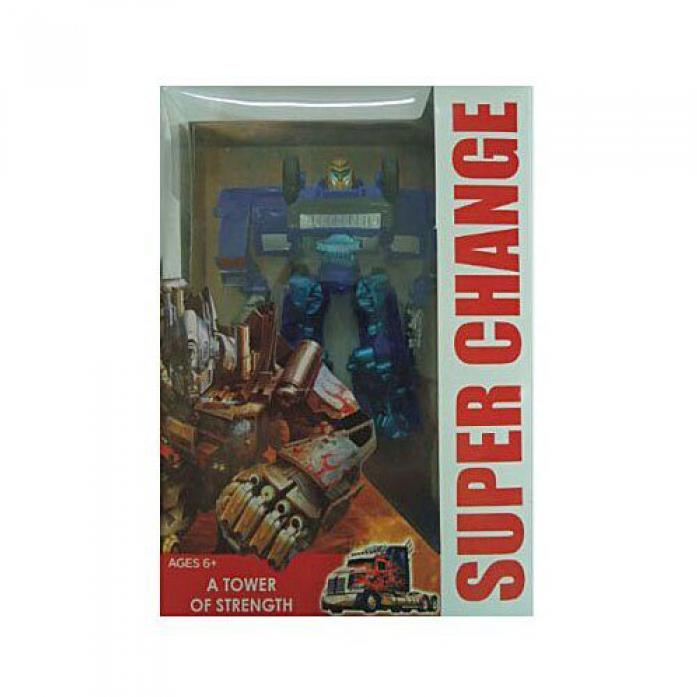 Трансформер Shantou Gepai Робот-машина 89442(7)