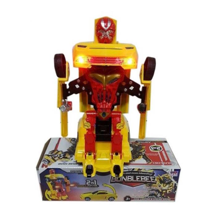 Трансформер Shantou Gepai Робот-машина 635452