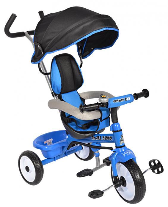 Велосипед Small Rider Cosmic Zoo Trike Синий