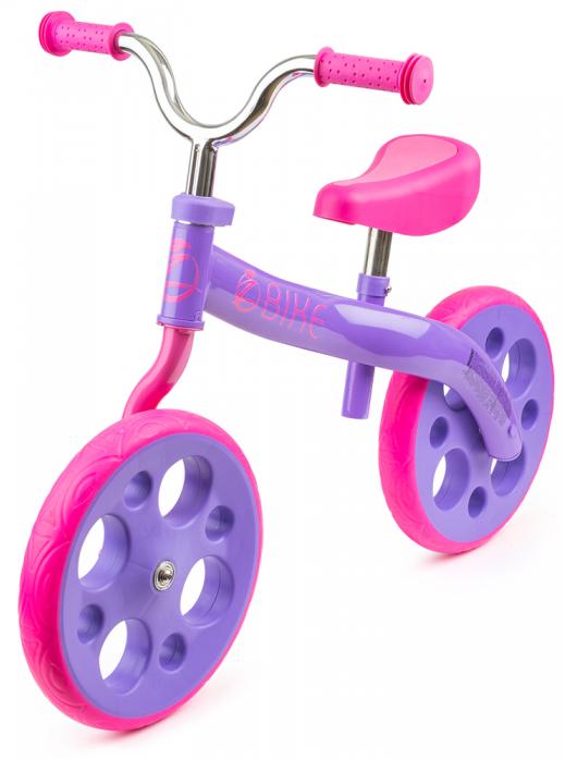 Беговел Zycom Zbike Фиолетово-розовый