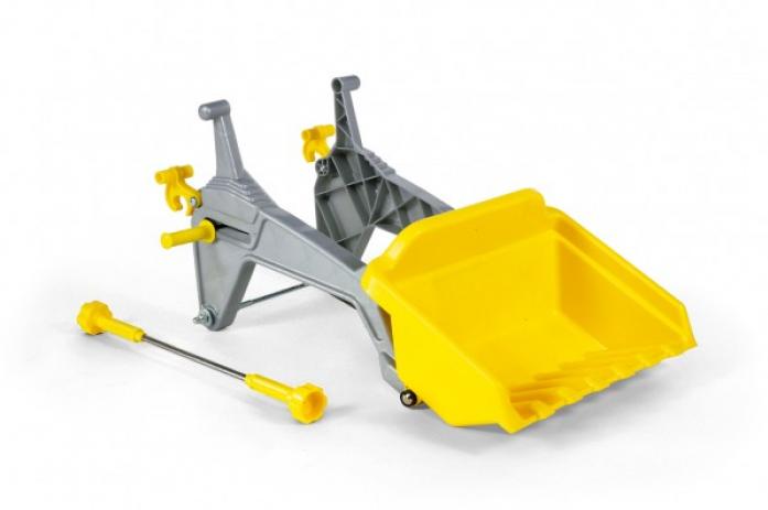 Ковш для погрузчика Rolly Toys 409310 Желтый