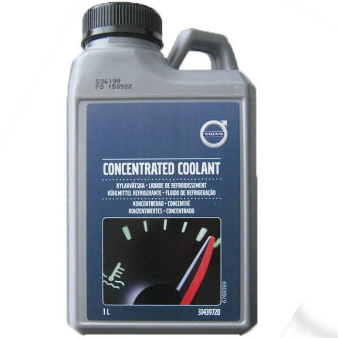 Антифриз Volvo Concentrated Coolant концентрат 1л