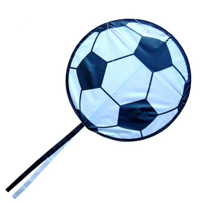 Воздушный змей X-Match Футбольный мяч 60х60 см 681310