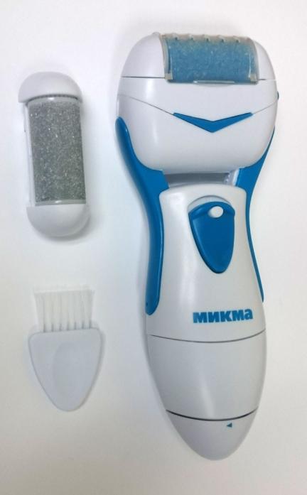 Роликовая пилка Микма ИП2500 белый/голубой