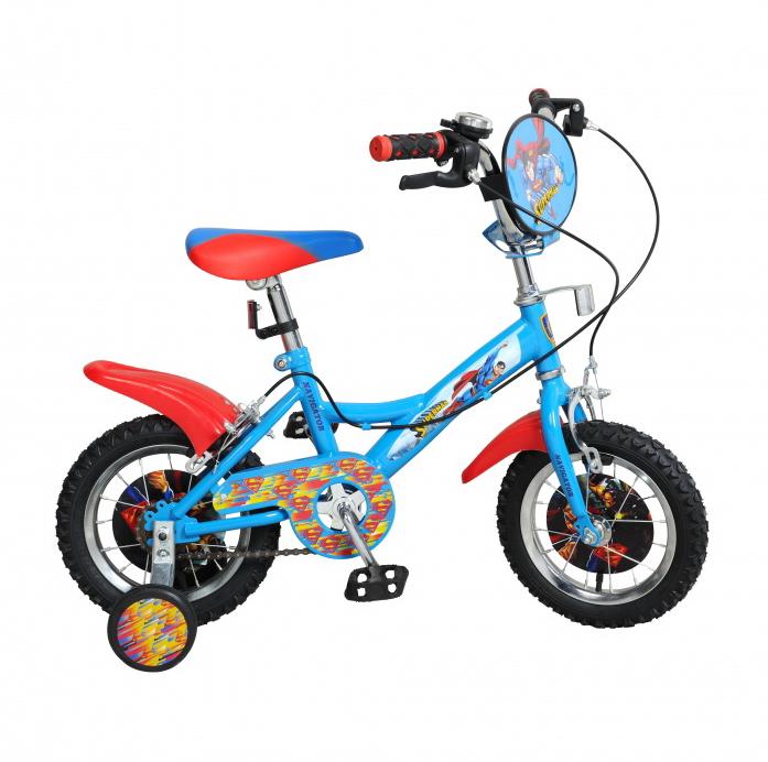 Велосипед Navigator 12 Супермен KITE-тип голубо/красный