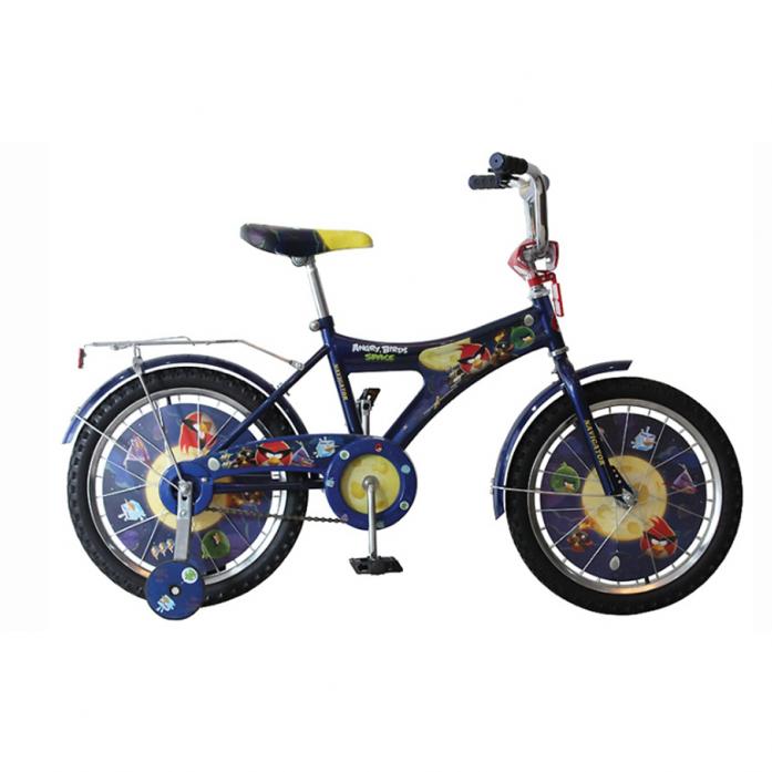 Велосипед Navigator 18 Angry Birds AB-1-тип красный