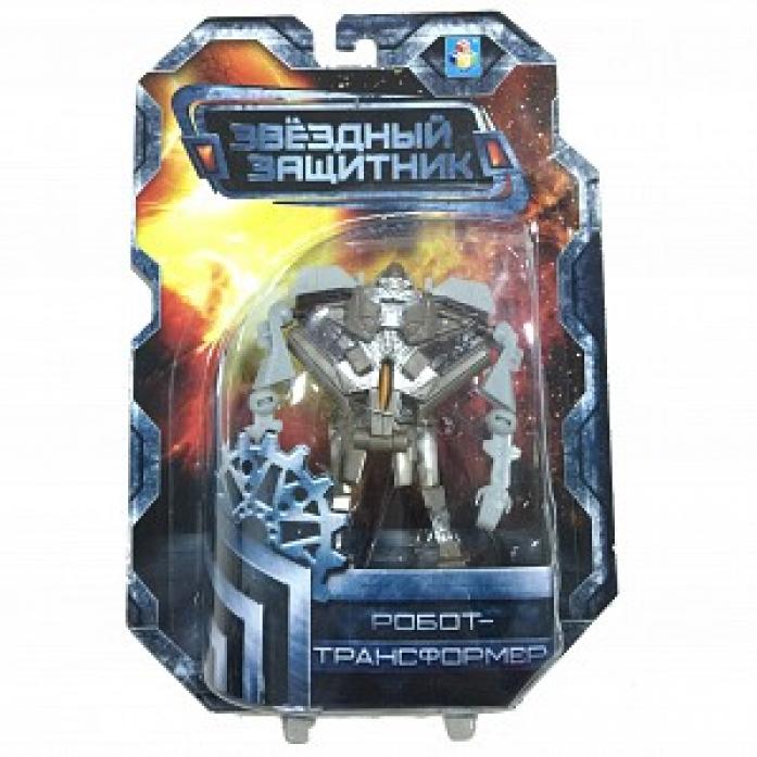 Робот 1toy Звездный защитник Т59378