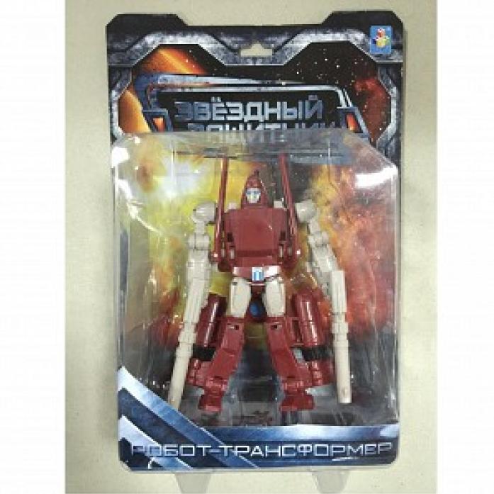 Робот 1toy Звездный защитник Т59371
