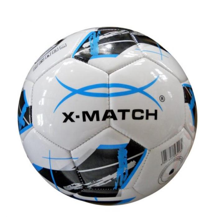 Мяч футбольный X-Match 2 слоя PVC 56418