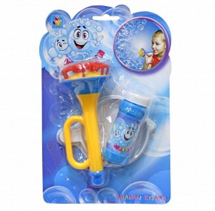Мыльные пузыри 1toy Мы-шарики! -Т59669