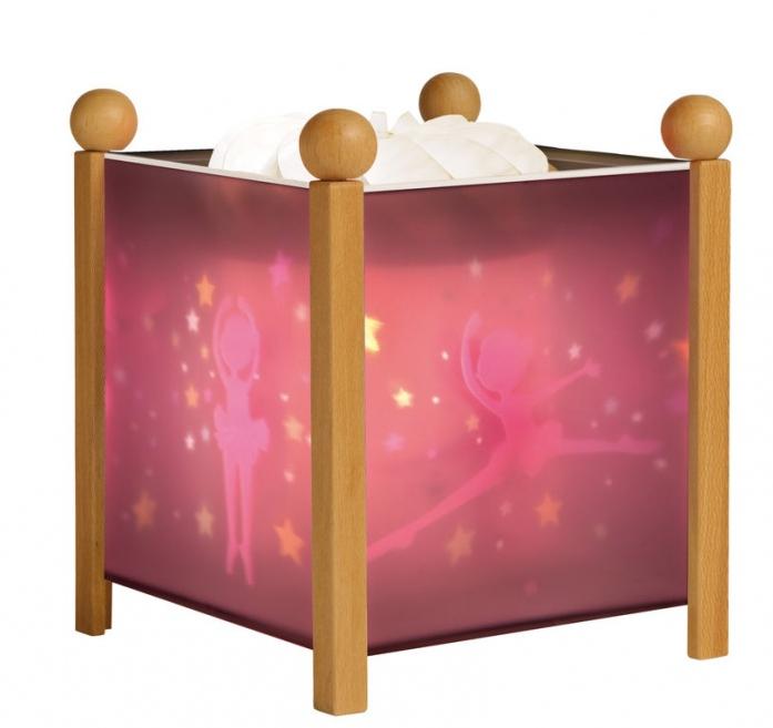 Светильник-ночник TROUSSELIER Magic Lantern Ballerina -Pink