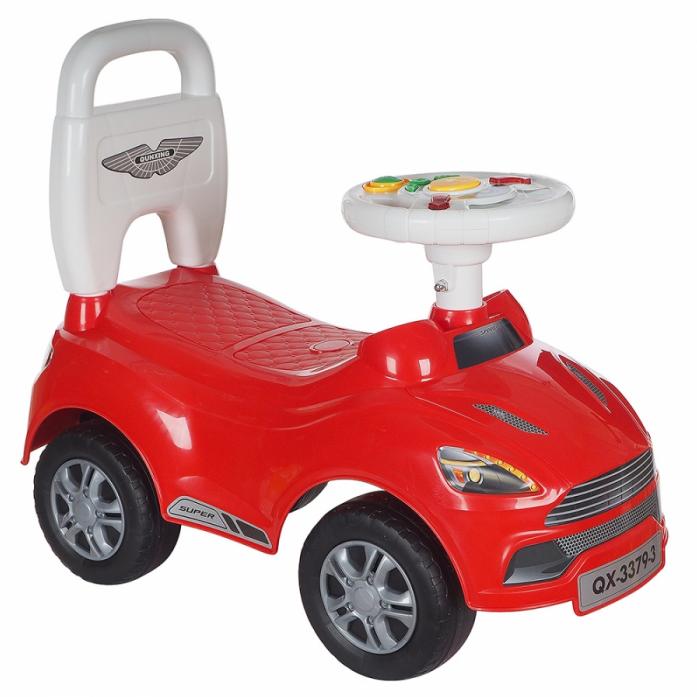 Каталка Toysmax ASTON красная 3379-3