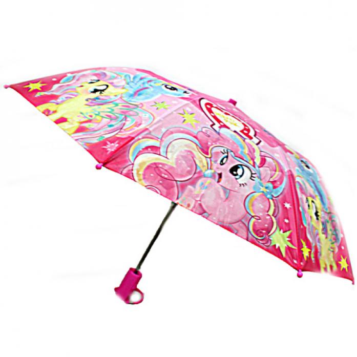 Зонт-трость Disney Моя маленькая Пони 68LD