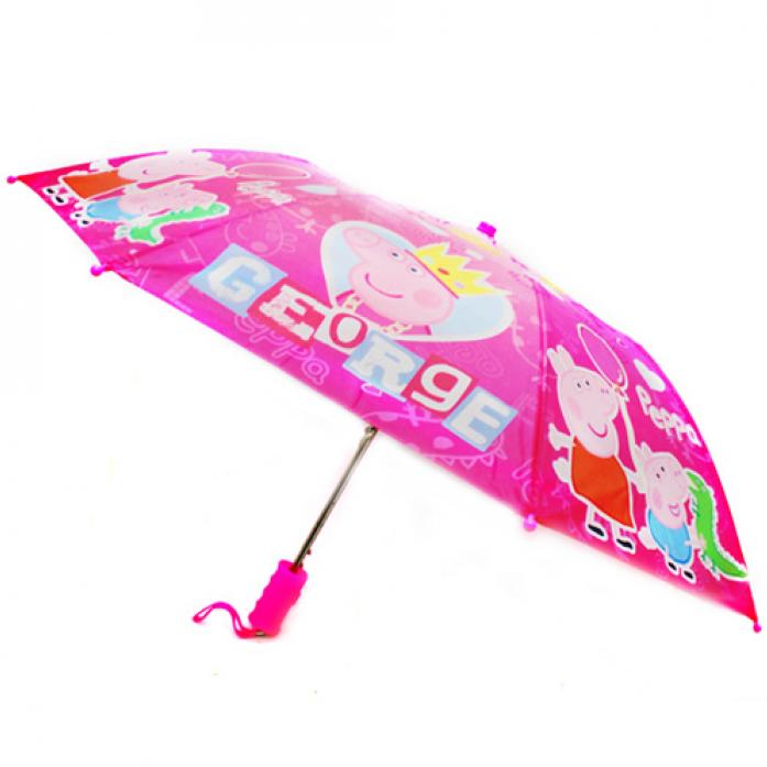 Зонт-трость Disney Поросенок Пепа 61LD