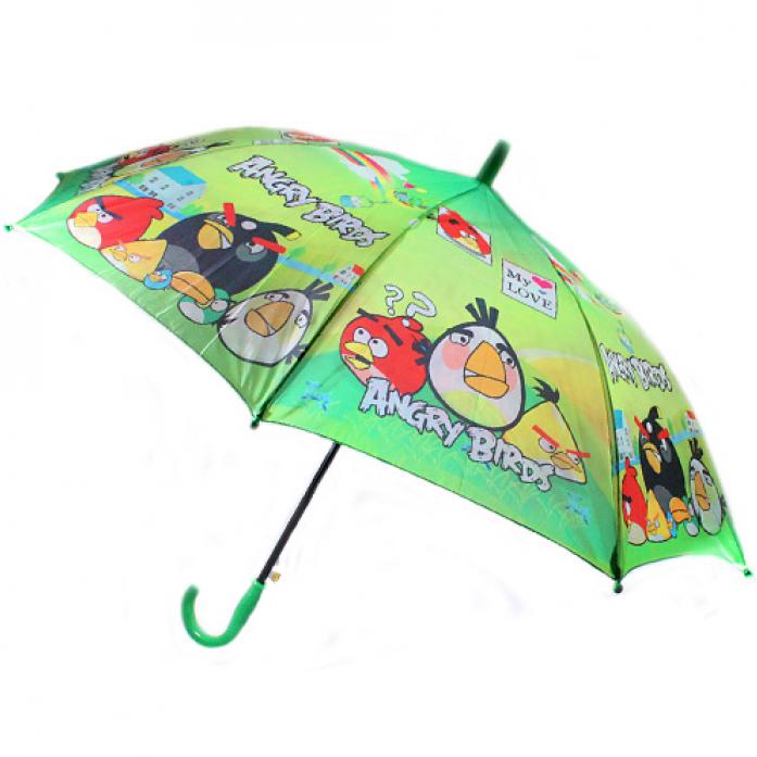 Зонт-трость Disney ЭНГРИ БЕРДЗ 161БА