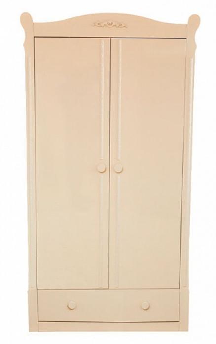 Шкаф детский Можга С548 слоновая кость