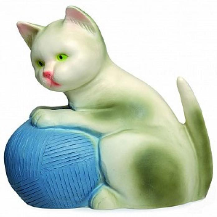 Ночник EGMONT Котенок с голубым клубком 360293BLU