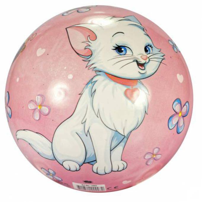 Мяч Dema-Stil Котята 23 см 2603