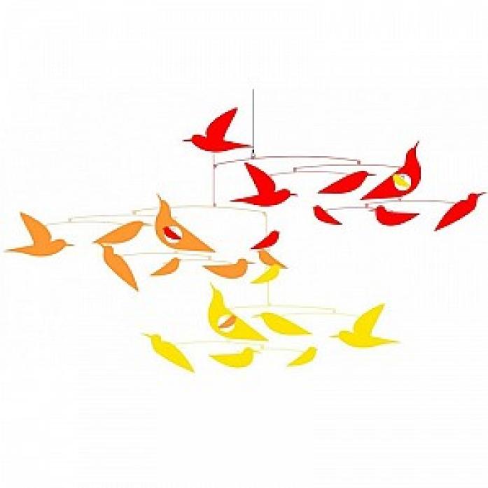 Мобиль DJECO Птицы DD04370