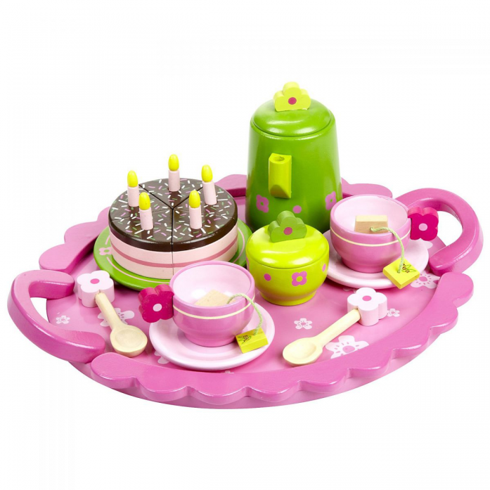 Столовый набор DJECO День рождения 06511