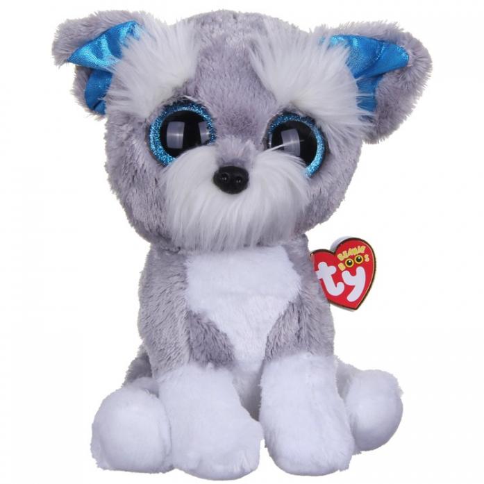 Мягкая игрушка Ty Inc Щенок Whiskers 25 см 37037