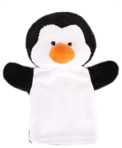 Игрушка на руку Жирафики Пингвин 25 см 939439