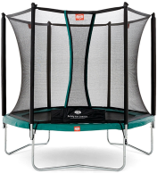 Батут BERG ALENT (240cm) + SAFETY NET COMFORT(35.28.00.00)