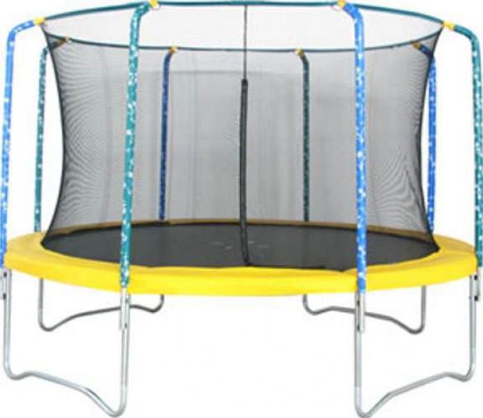 Батут Kogee Tramp Sun Tramp 12' - 3,7 м с защитной сеткой