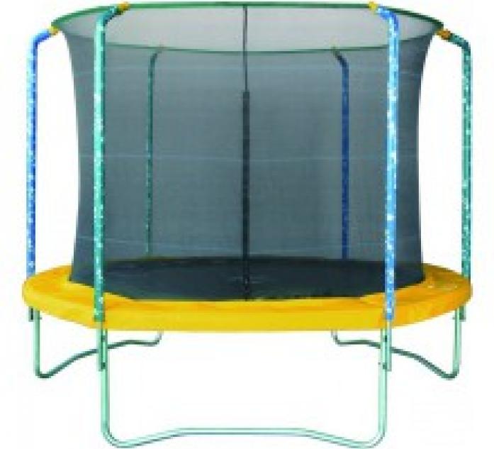 Батут Kogee Tramp Sun Tramp 6' - 1,8 м с защитной сеткой