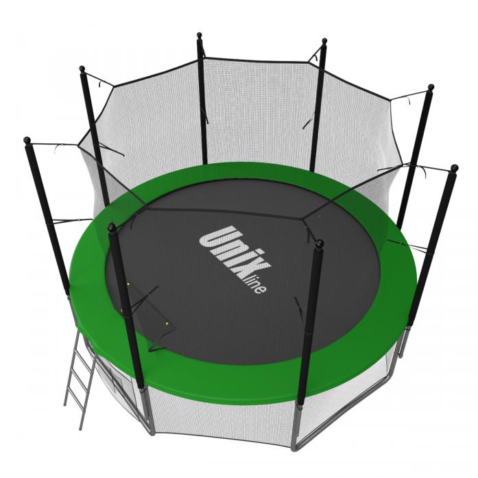 Батут Unix 6 FT INSIDE GREEN