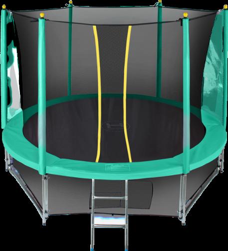 Батут HASTTINGS 10 FT Classic зеленый (3,05 м)