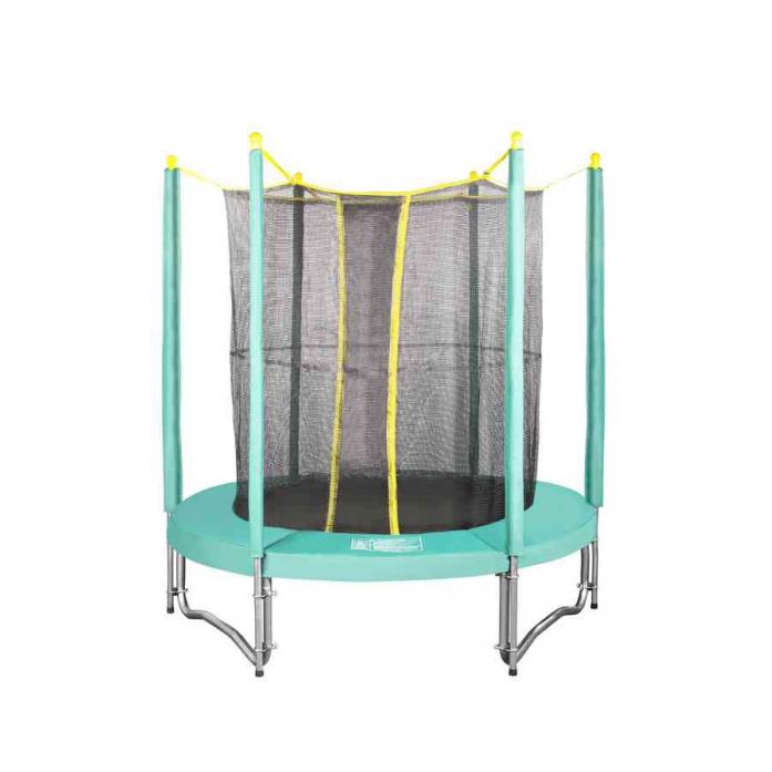 Батут HASTTINGS 6 FT (1,82 м) зеленый