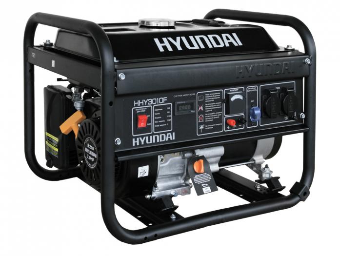 ремонт электрогенераторов hyundai в москве