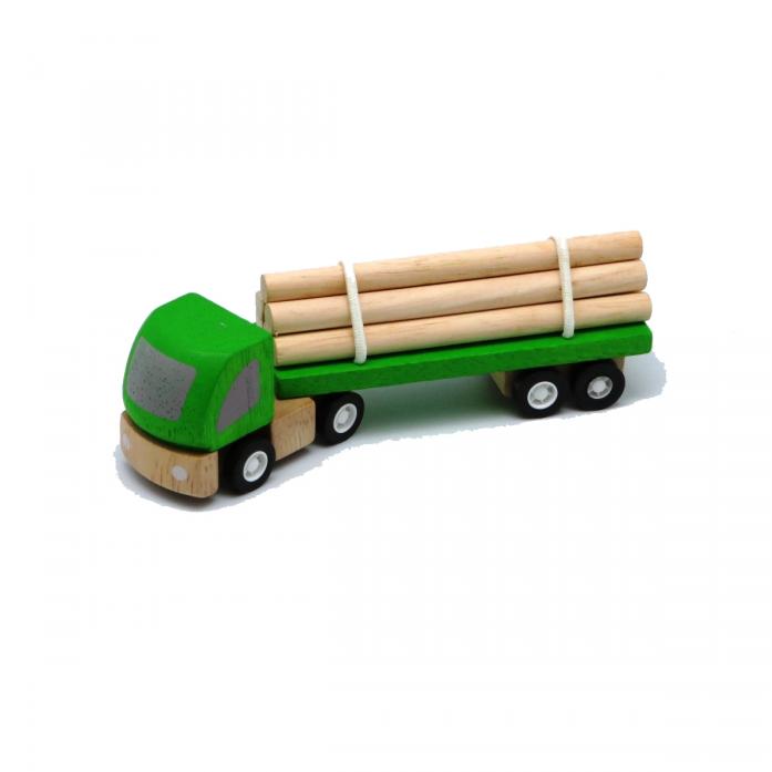 Деревянная игрушка PLAN TOYS Лесовоз 6005