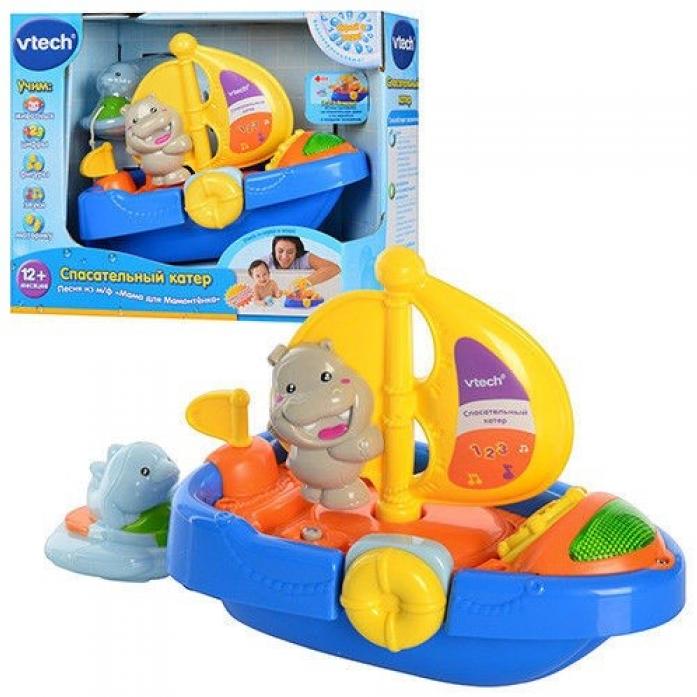 Игрушка для ванной Vtech Спасательный катер 80-119026