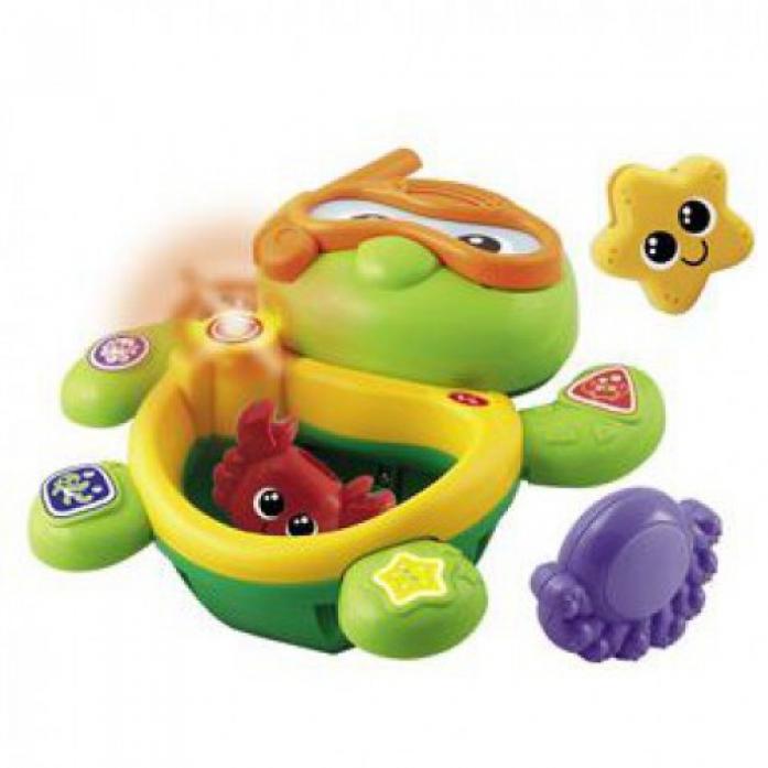 Игрушка для ванной Vtech Черепаха 80-113426