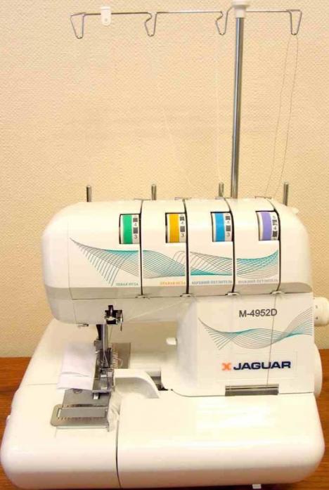 Оверлок Jaguar M-4952 D