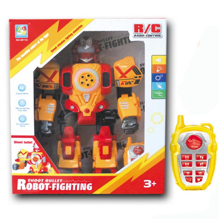 Робот Shantou Gepai Боевой 31 см KD-8811A