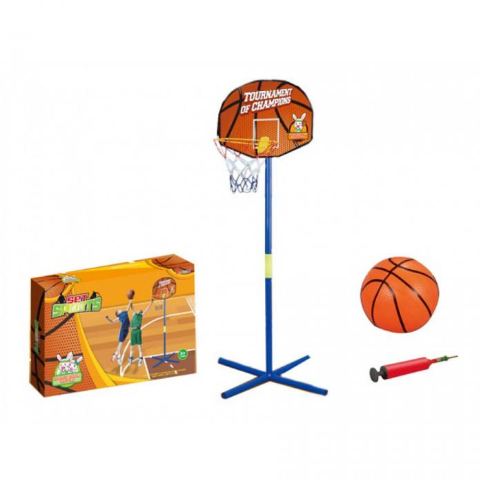 Набор для игры в баскетбол 1toy Т10010