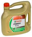 Масло моторное Castrol Power 1 Racing 4T 10W50 4л 157E4C