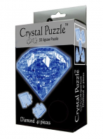 Crystal Puzzle 3D Головоломка Сапфир
