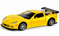 Автомобиль RMZ City Chevrolet Corvette C6-R 554003Z(E)