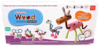 WavePlay Wood Animal 20-D