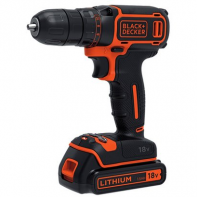 Шуруповерт BLACK & DECKER BDCDC18K1B-QW