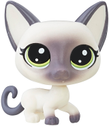 Фигурка Hasbro Littlest Pet Shop с украшением B9388