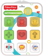 Fisher-Price Хитробоксики Н-781