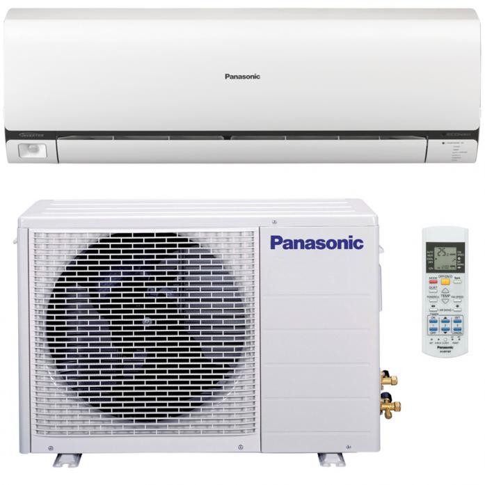 Сплит-система Panasonic CS-E9NKD inverter