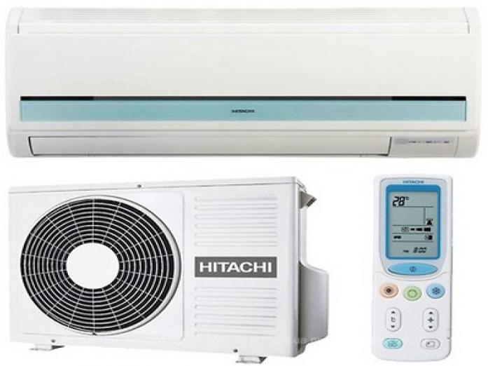 �����-������� Hitachi RAS-10JH4/RAC-10JH4