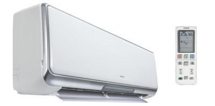 Сплит-система Hitachi RAS-10SH3 / RAC-10SH3